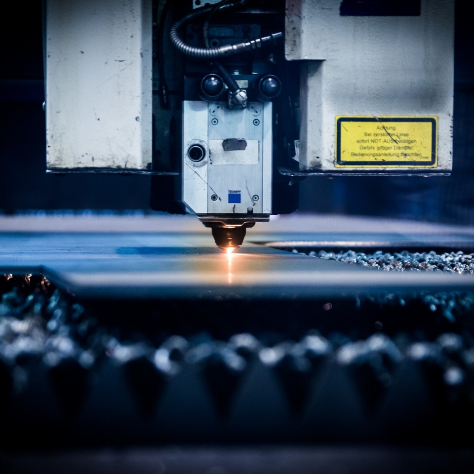 Safety and Flexibility with Metal-Tronics' Laser Cutting Services