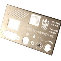 Laser cutting services at Metal Tronics